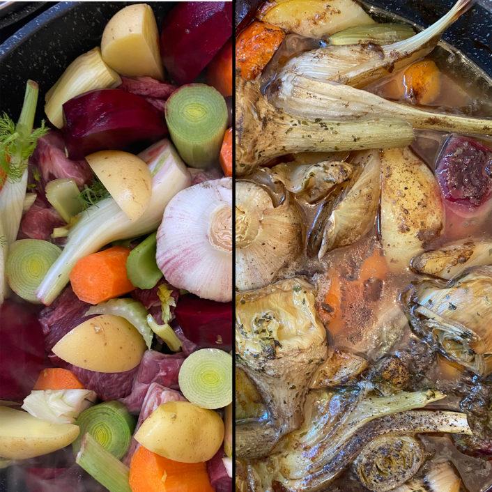 תבשיל אונטריב לעצלנים