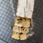 שטולן - עוגת צימוקים ומרציפן