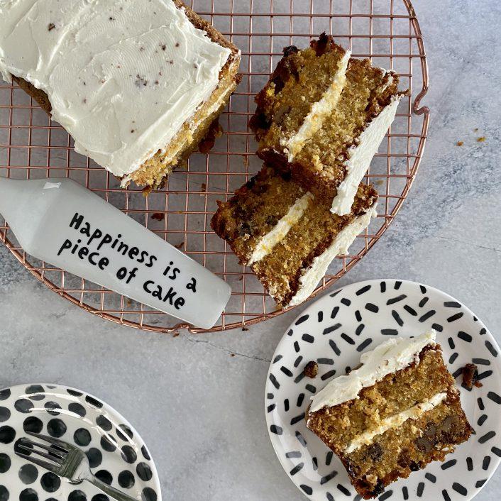 עוגת גזר - הטובה מכולן