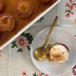 תפוחים מזוגגים בדבש מתובל